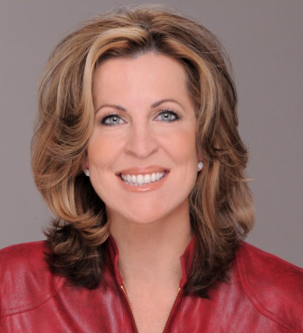 Peggy Kusinski - Emmy award winning nbc channel 5 sportscaster