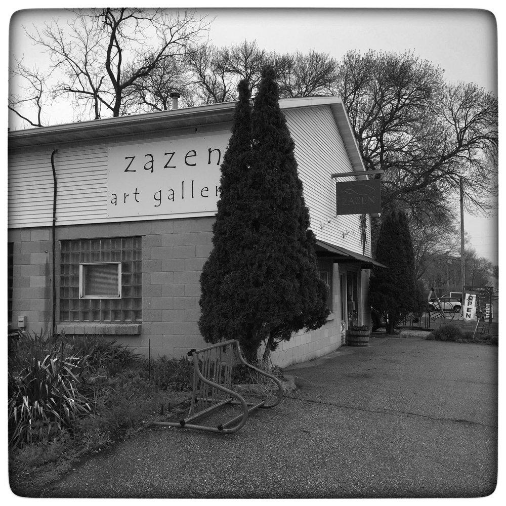 Zazen Gallery  6896 Paoli Road