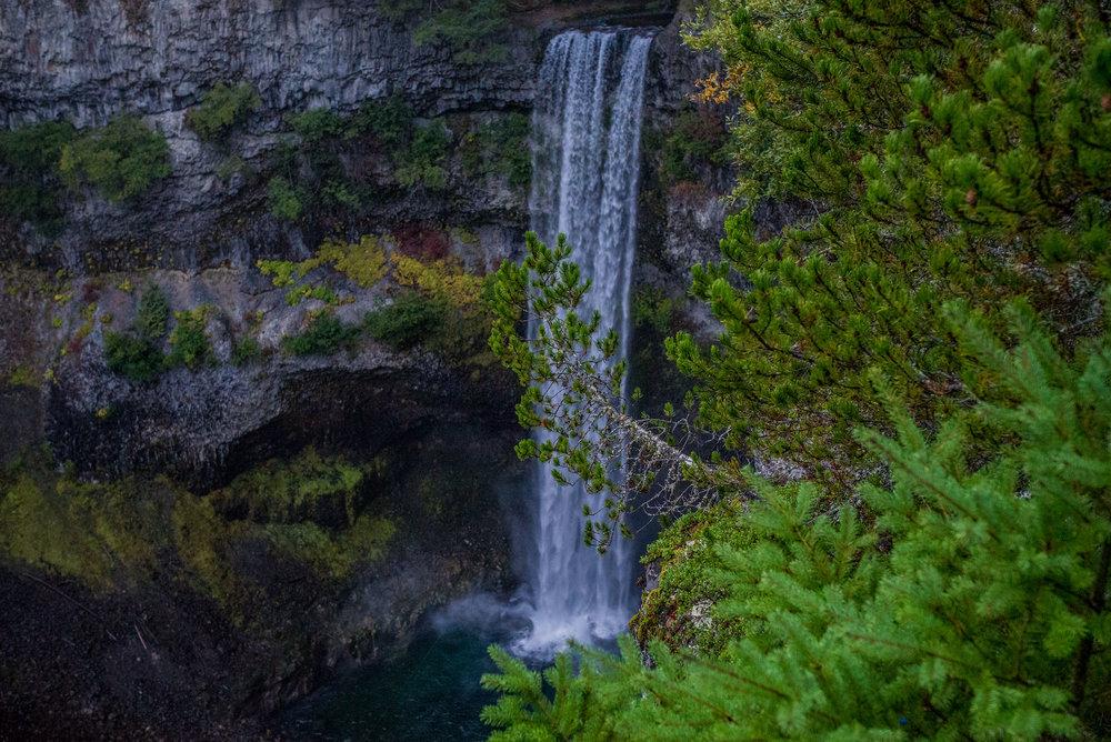 Brandywine Falls in Squamish, BC