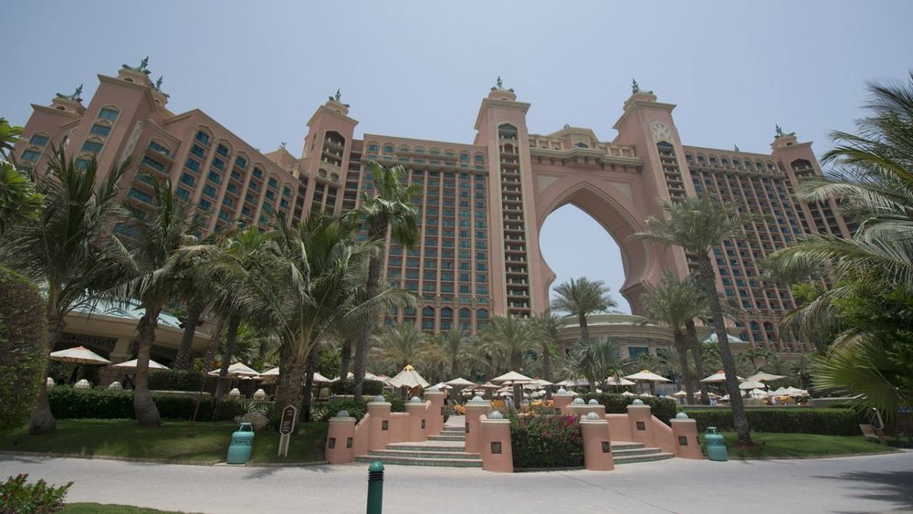 Atlantis the Palm: Dubai Hotel