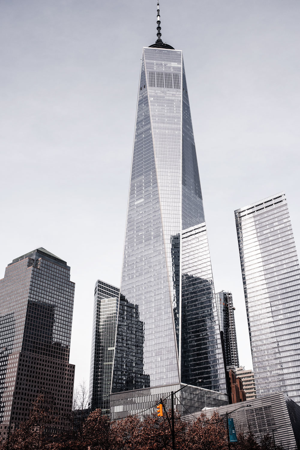 One World Trade Centre