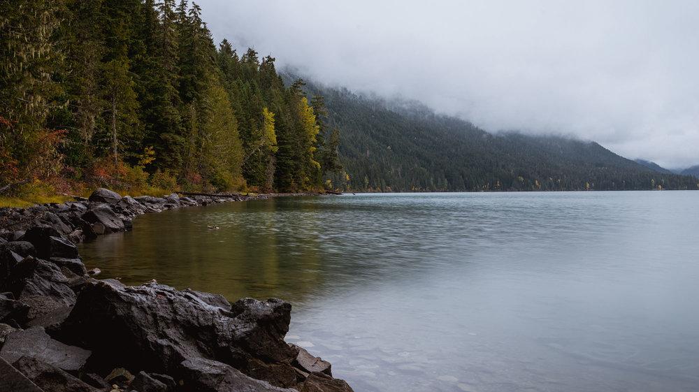 Cheakamus Lake, Whistler