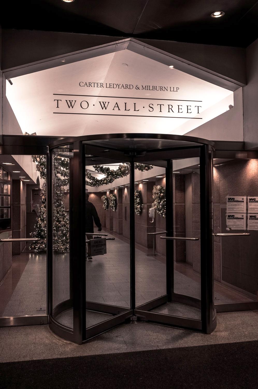 2 Wall Street