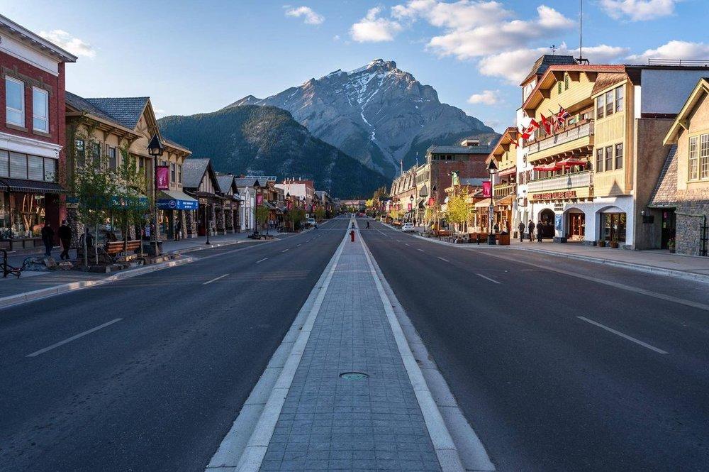 Banff Town