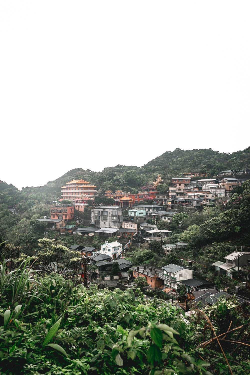 Jinguashi Village