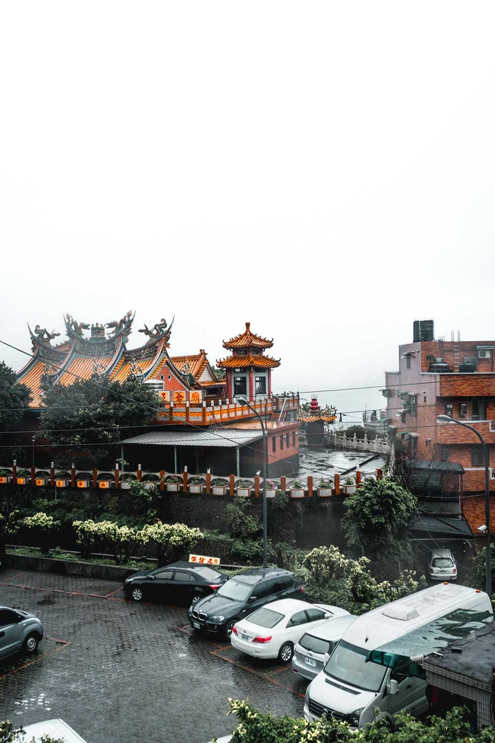 Jiufen Old City