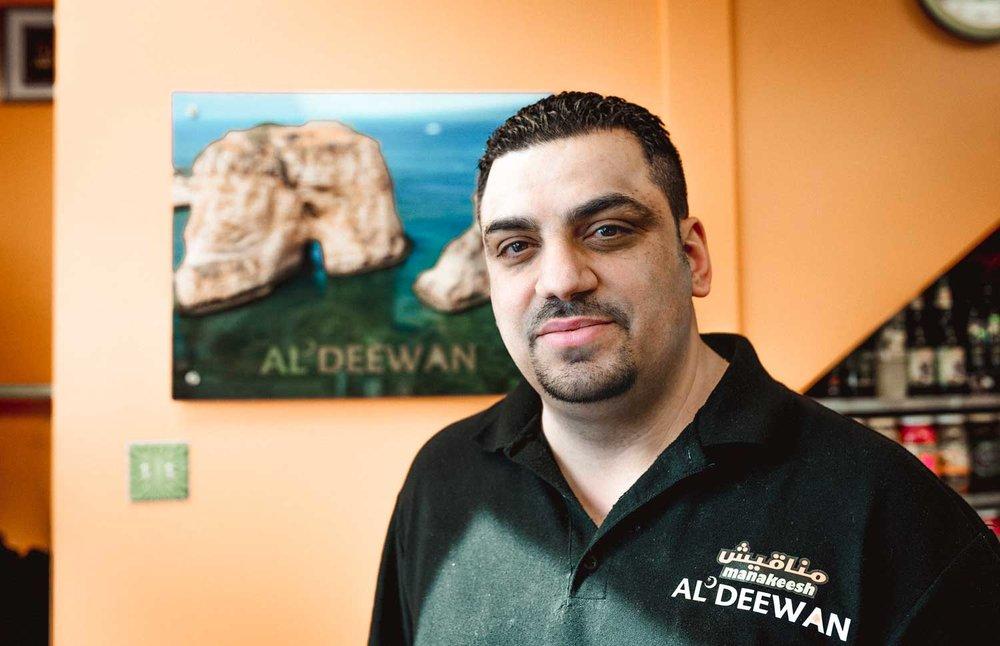 Mohammed El-Karaouni, Al Deewan Bakery Founder