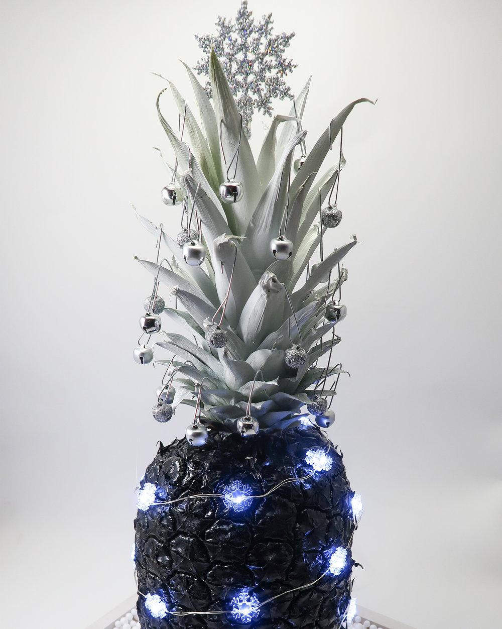 Christmas Pineapple.Diy Christmas Pineapple Heymissej