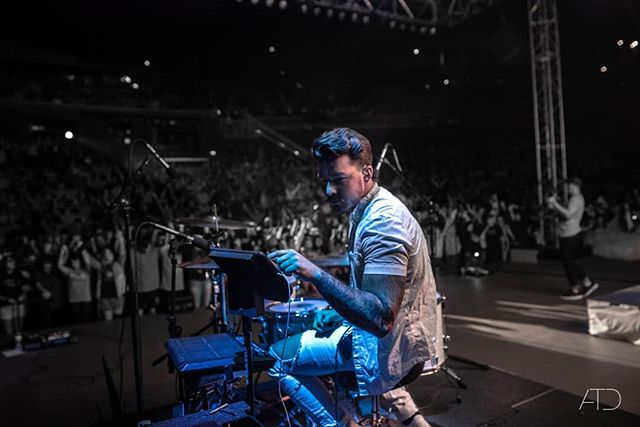 Was good seein our good friend @abishai_j play at @sdcattractions as he killed it on the drums for @coltondixonmusic  #sonyalpha #ycw2019