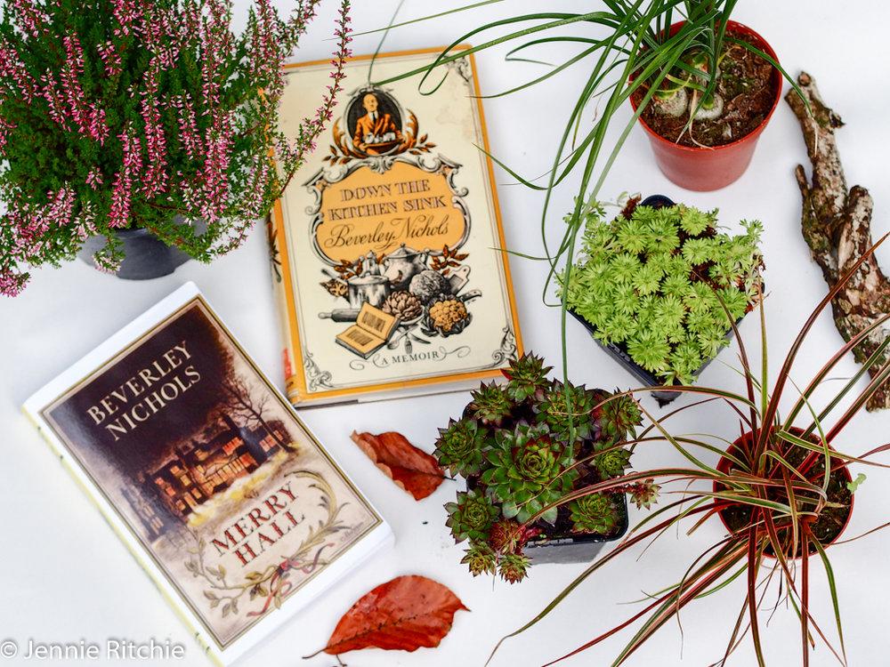 Gardening books by Beverly Nichols