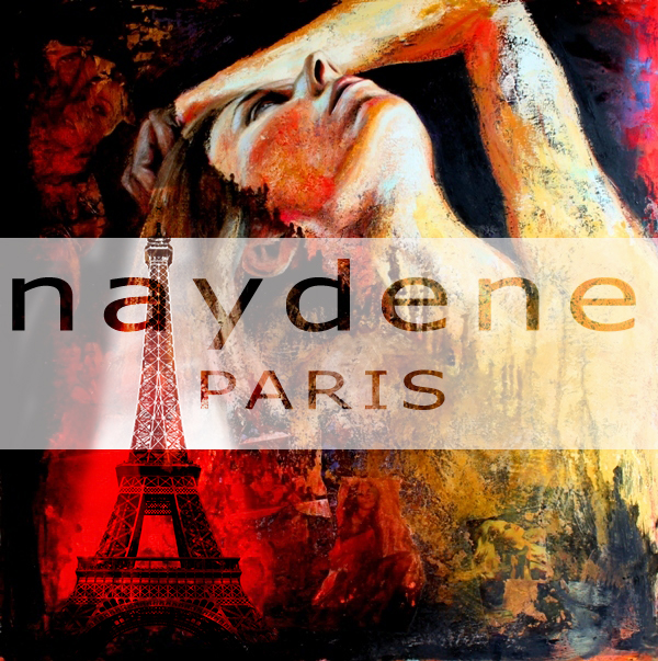Naydene Gonnella to exhibit in Paris from September 12th to October 20th, 2017