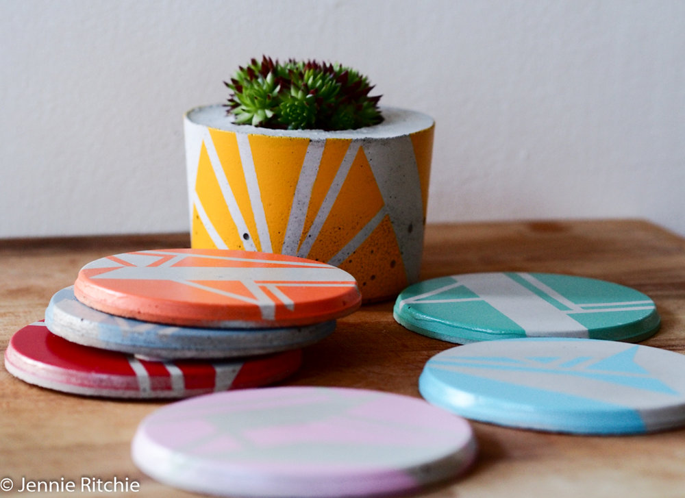 Homeware designs by Ail + El, Dublin.