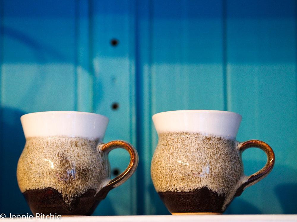 Geoffrey Healy Pottery