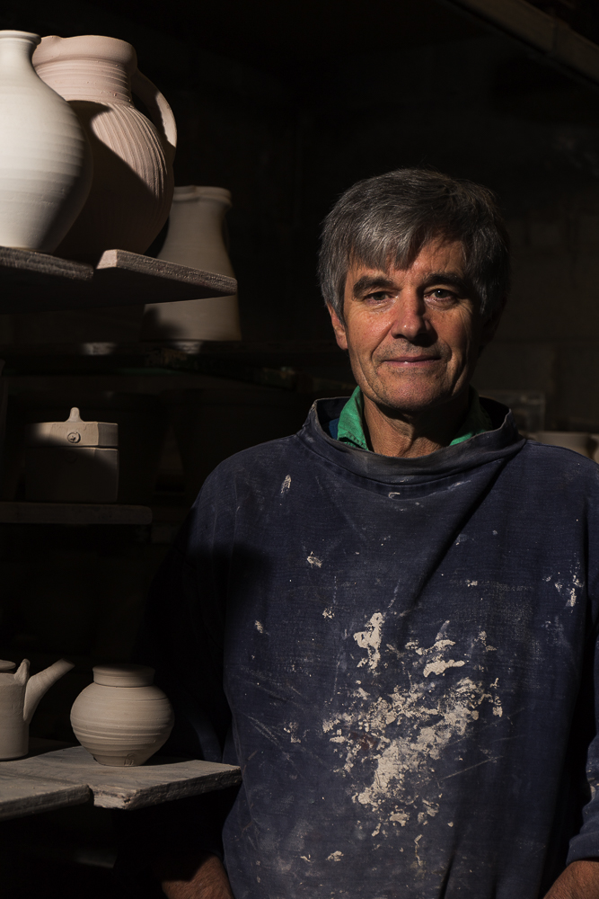 Geoffrey Healy Pottery. Photo by Eamonn Lawless.