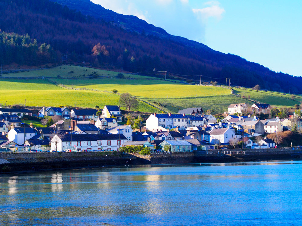 The gorgeous Carlingford where Martina lives