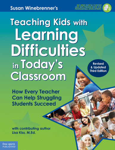 "A gold mine of practical, easy-to-use teaching methods, strategies, and tips to improve learning outcomes for students who score below proficiency levels. This fully revised and updated third edition provides information on integrated learning, problem solving, and critical thinking in line with Common Core State Standards and 21st-century skills. It reflects the use of technology and schoolwide cluster grouping in support of all students and includes proven, practical, classroom-tested strategies and step-by-step instructions for how to use them. Sidebars throughout highlight special information for working with students on the autism spectrum; ""tech tips"" describe technologies that are especially useful for kids with LD.  Digital content includes all of the book's customizable forms, additional content organization charts, and a PDF presentation for book study groups and professional development."