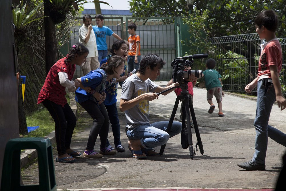 Khadim filming .jpg