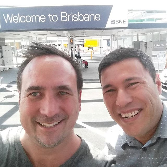 We're here #Brisbane. See you at New Farm cinemas at 7pm tonight. Still some tickets available on the door.