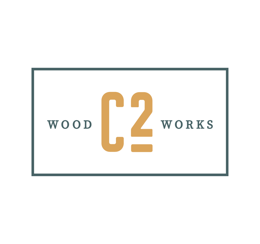 C2 Woodworks | Logo Design