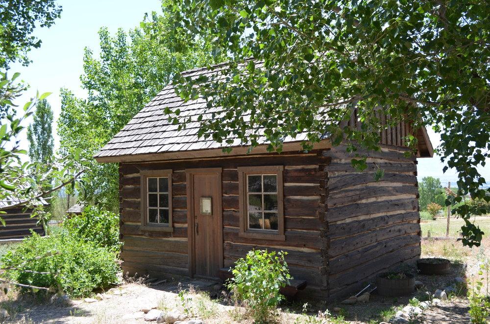 Burnett Cabin