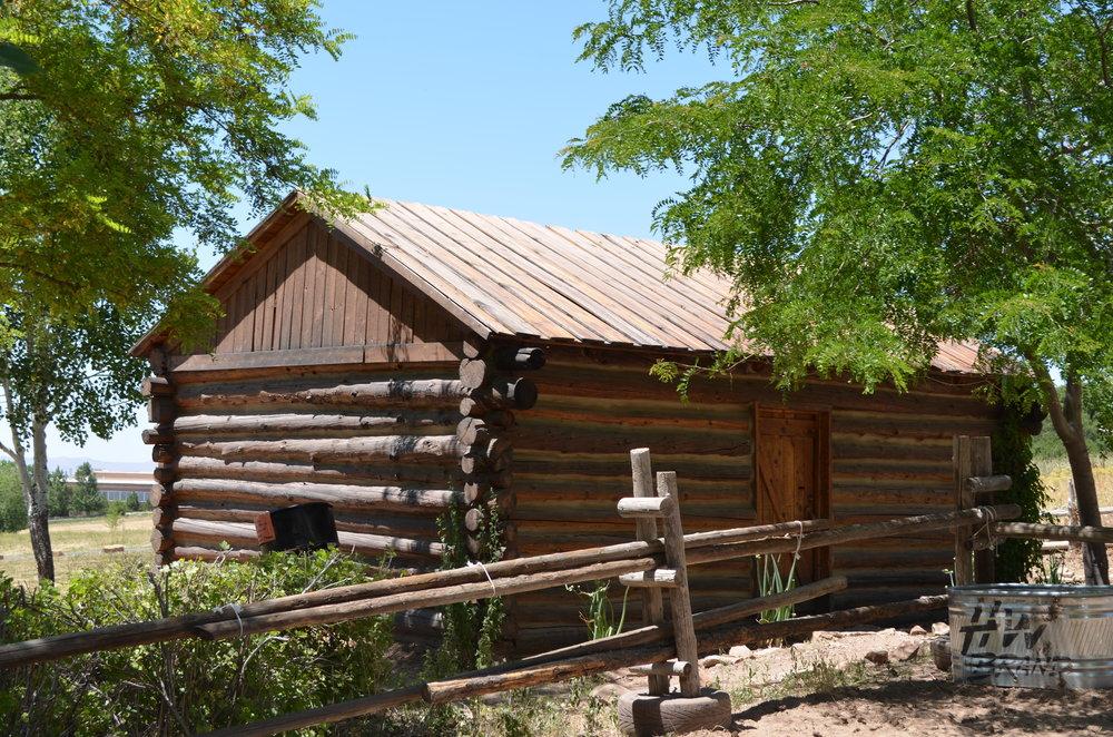 Margaret Hickman Cabin