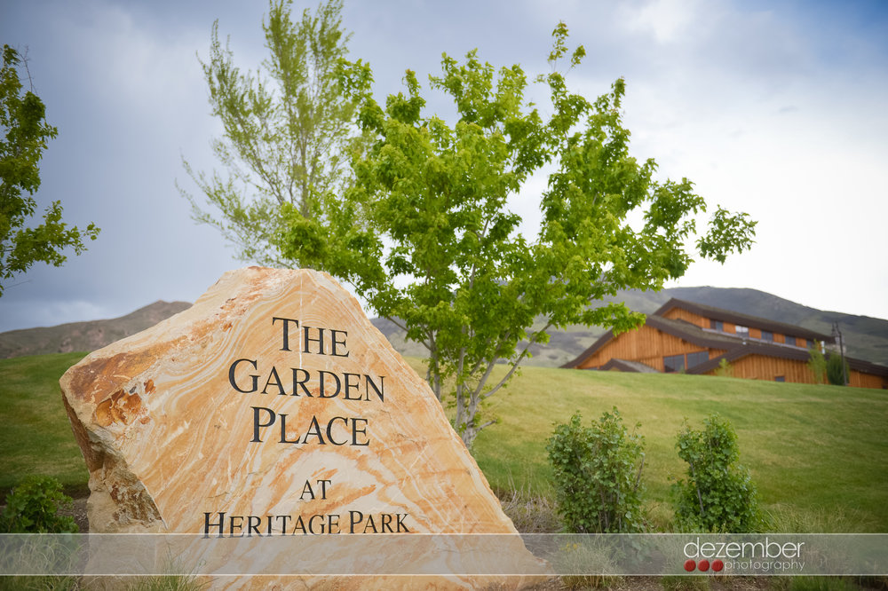The Garden Place — This Is The Place Heritage Park