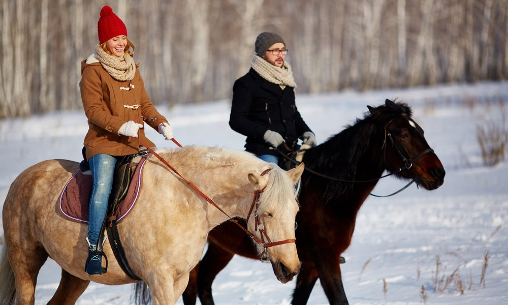 Horseback Trail Rides — This Is The Place Heritage Park