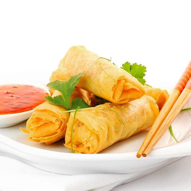 Spring rolls are the popular on our menu @tangswilkesbarre #lovetangs #wilkesbarre #pennsylvania