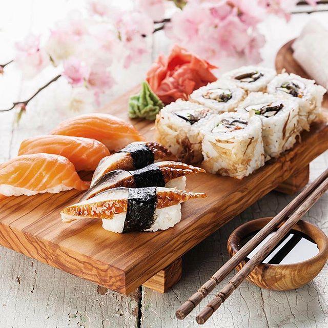 Fresh Sushi from @tangswilkesbarre #lovetangs #wilkesbarre #pennsylvania