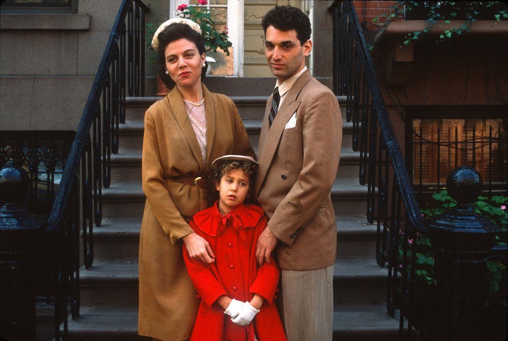 Movie Dolly (Shareen), Rosemarie (Sari), and Frankie (David).