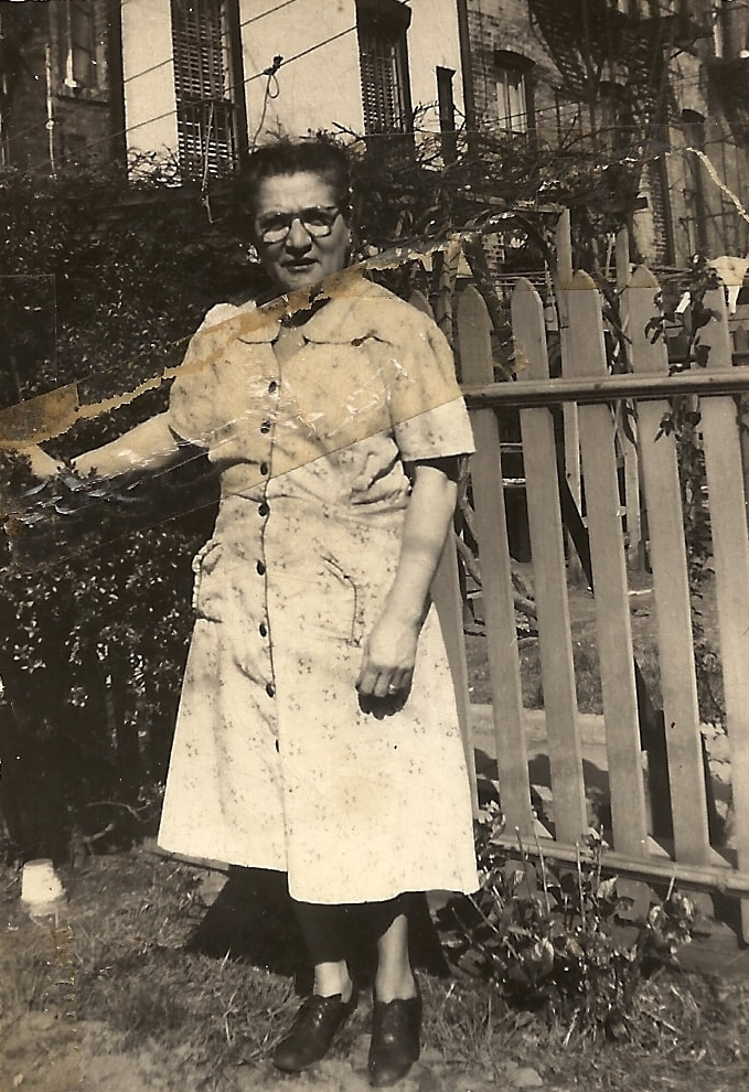 My grandma, Madlyn.