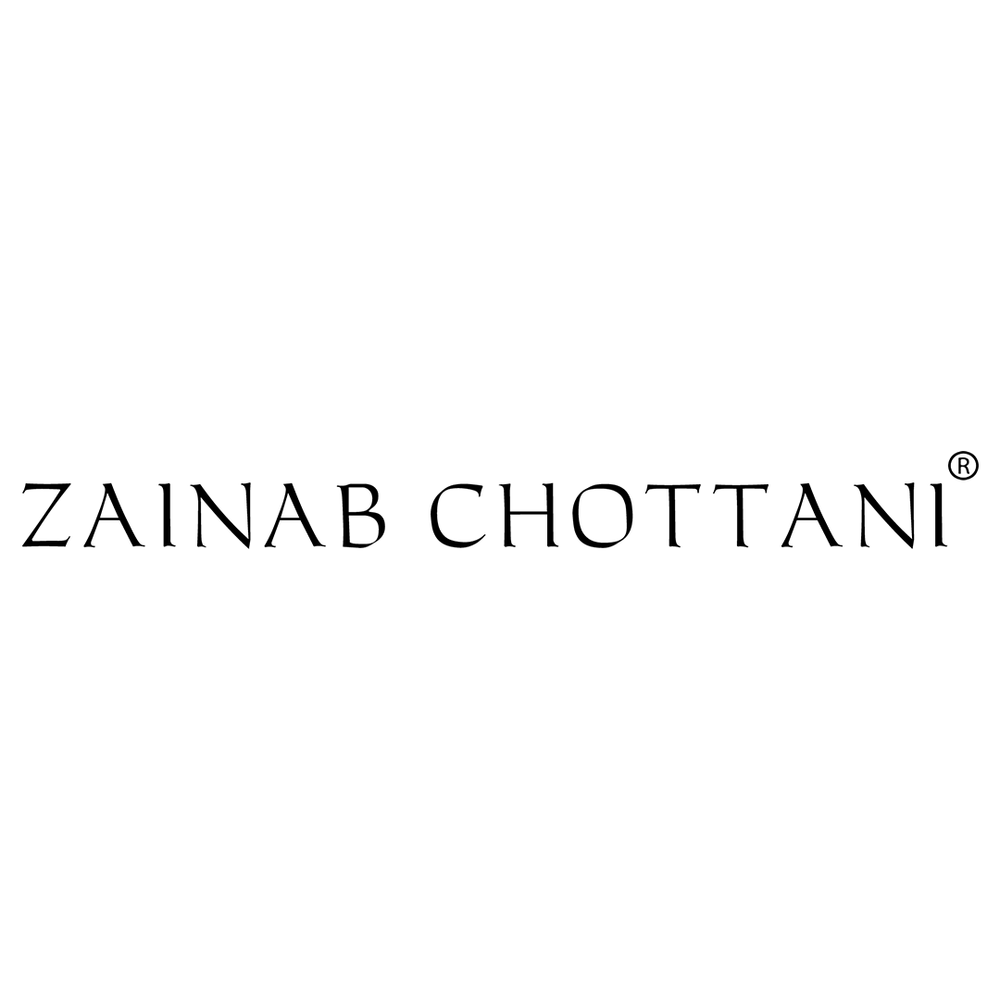 Zainab Chottani   Zainab Chottani is a name which symbolizes high end fashion. She started with bridal dresses and has recently added pret to her impressive forte.