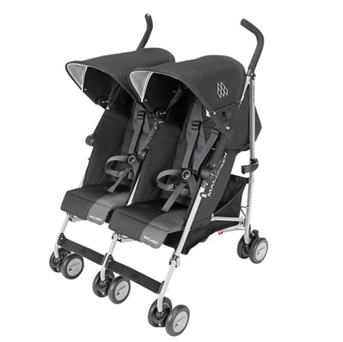 Maclaren Twin Stroller - Triumph — Buggies/strollers and car seats