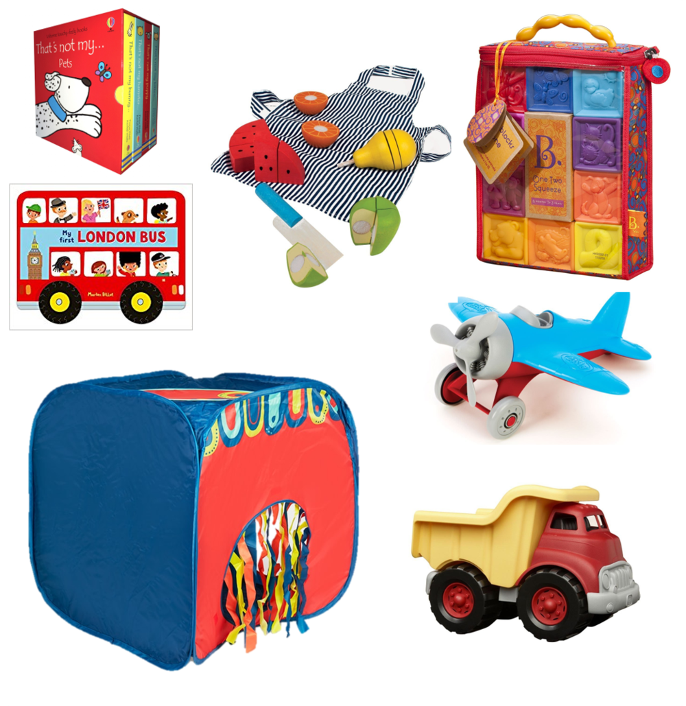 Toddler Play Box (18-36 months)   from £35.50
