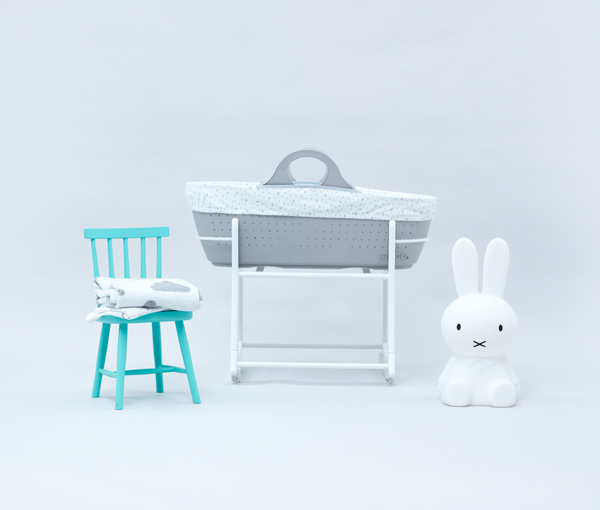 Moba Moses Basket Set   from £61.25