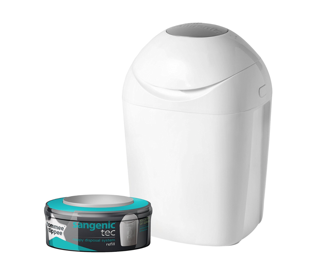 Tommee Tippee Nappy Bin + Liner   from £7.75