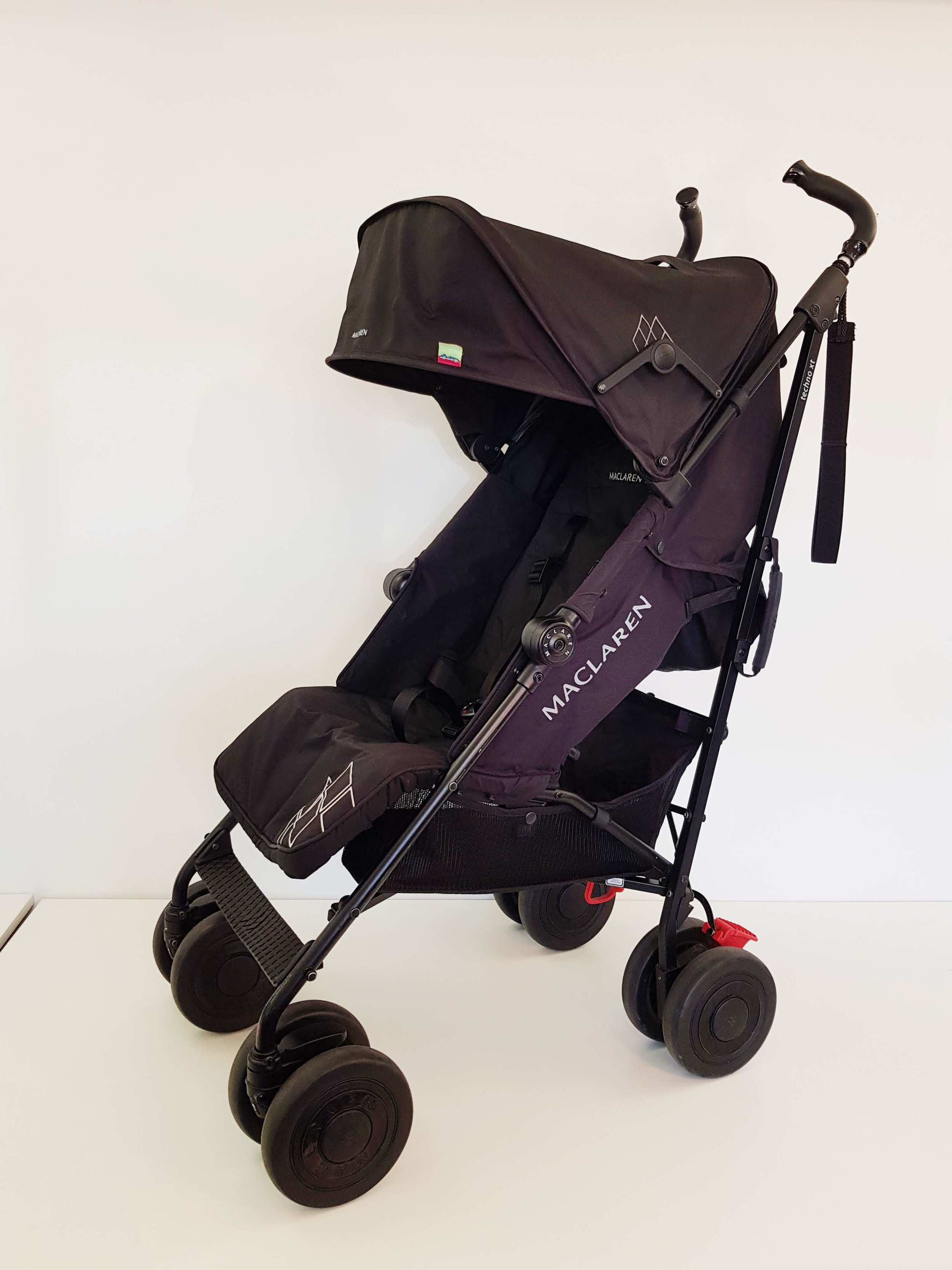 Used Maclaren Single Stroller Techno Xt To Buy Second Hand Products For Sale Baby Equipment Rental London Airtots