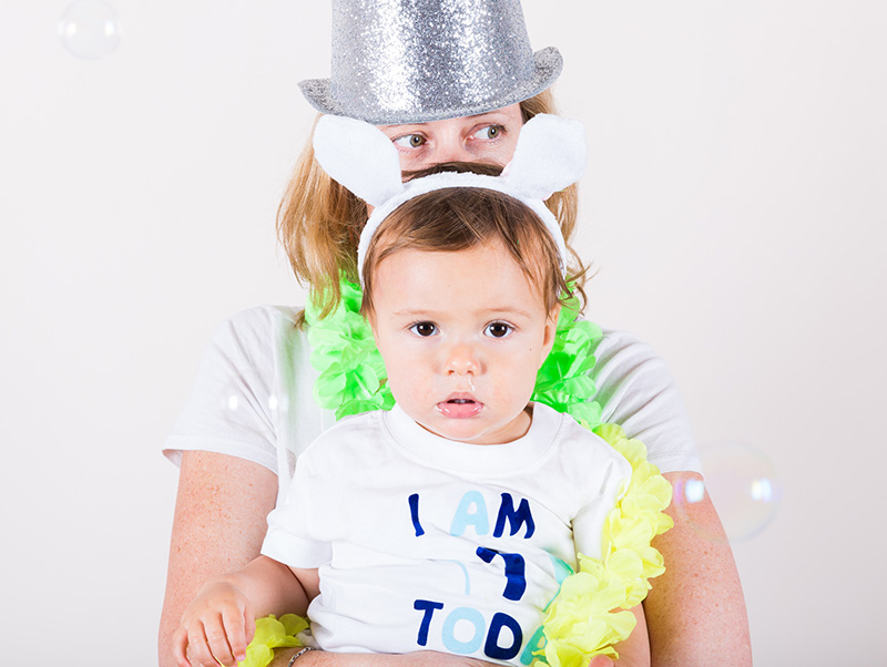 Party Portraits, Cambridge, Photographer, Photo booth, 1st Birthday, Child, Toddler, Photography