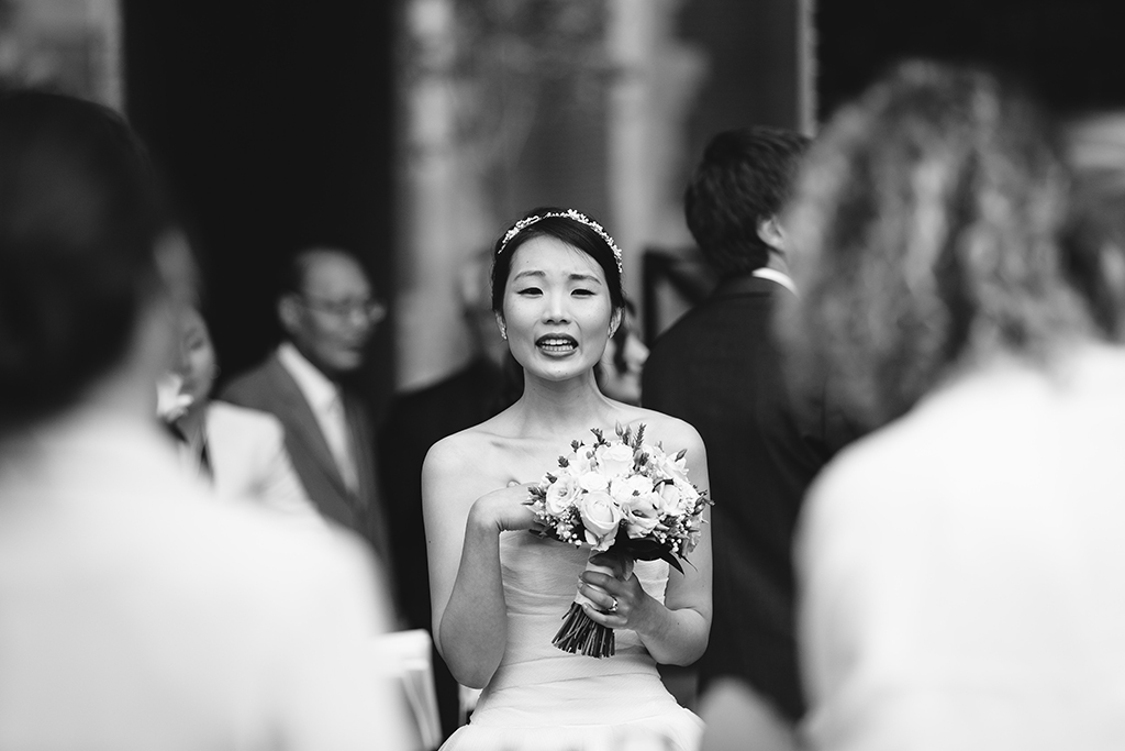 Queen's College, Wedding Photographer Cambridge, Beautiful, emotional, black and white, photography