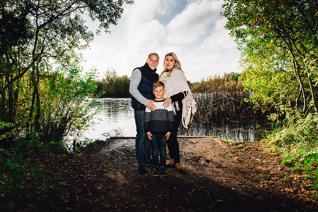 Family portraits, Cambridge, Photographer