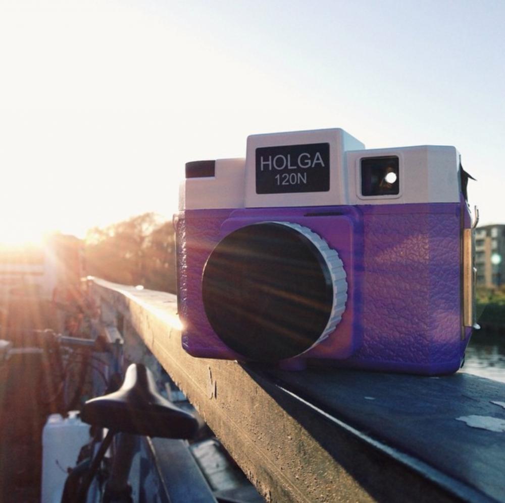 Holga 120N 120mm Film camera