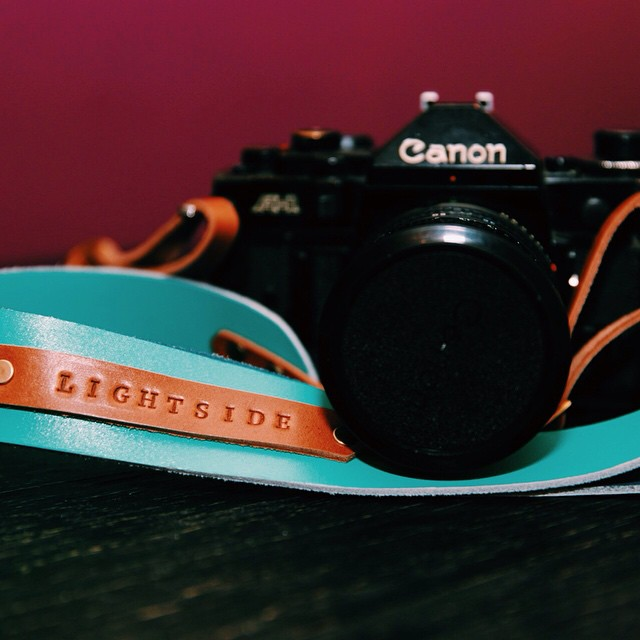 Canon A-1 35mm film camera
