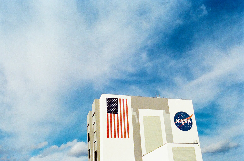 Canon A-1 Nasa film photography