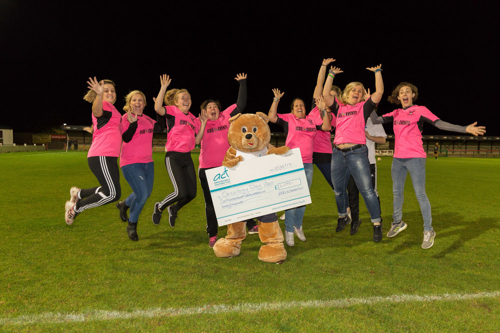 Well done ladies raising more than £6,000 for Addenbrooke's Charitable Trust  https://www.act4addenbrookes.org.uk/
