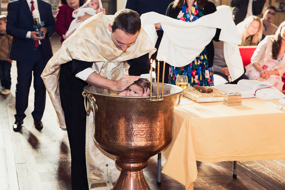 Romanian Baptism Cambridge