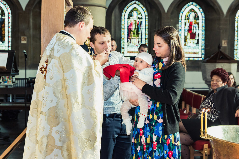 Romanian Baptism Cambridge 6