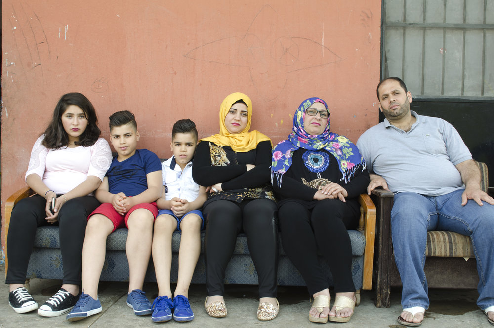 Youssef Issa and his family are Lebanese but stateless in the eye of the law. (The Daily Star/Antoine Abou-Diwan)