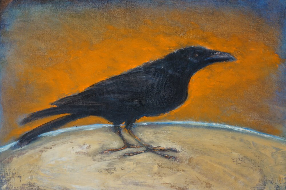 Roger Conroy: Raven