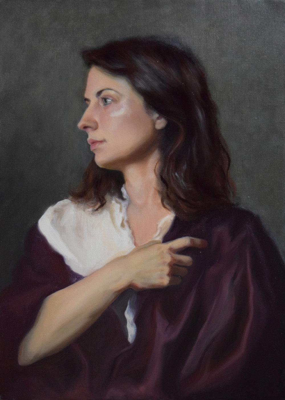 Rebcecca Jane Dolan: Elisa