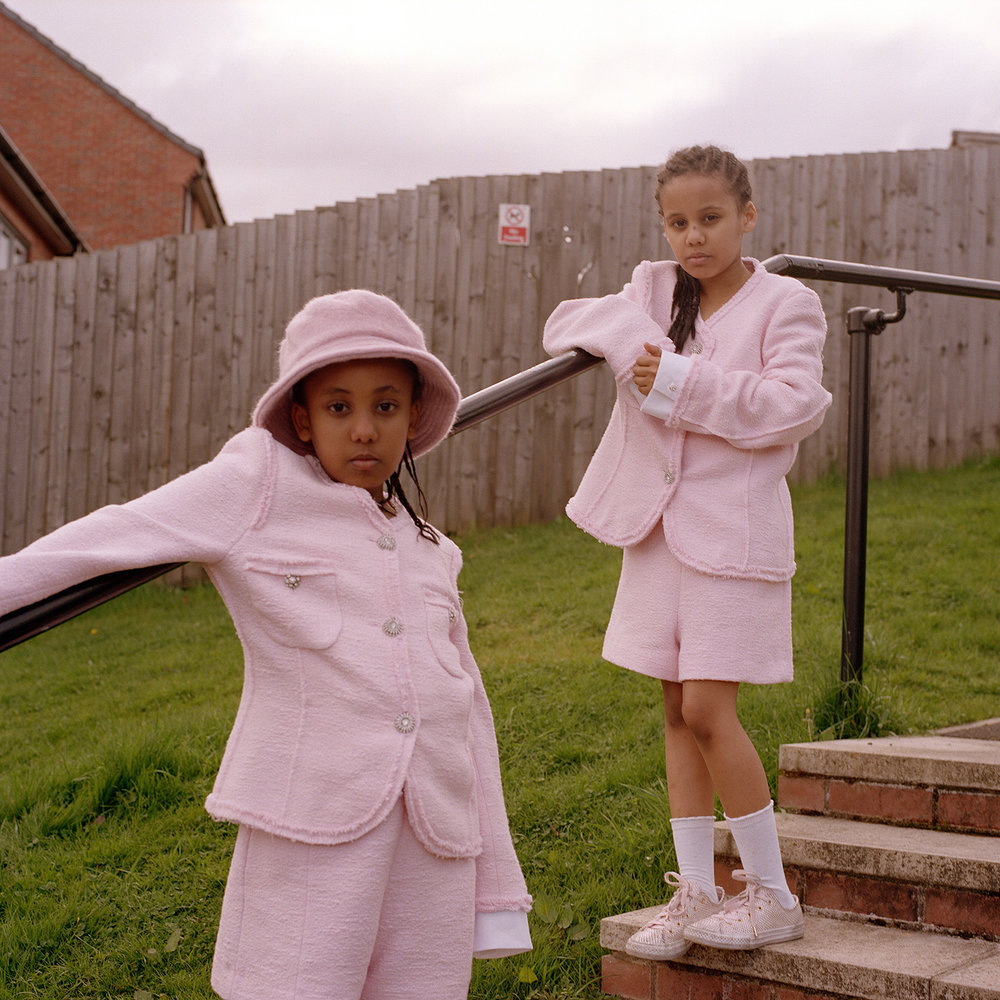 Reem and Noomi. Salford, 2018.